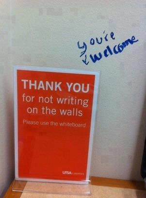 thanks-for-not-writing-on-the-wall